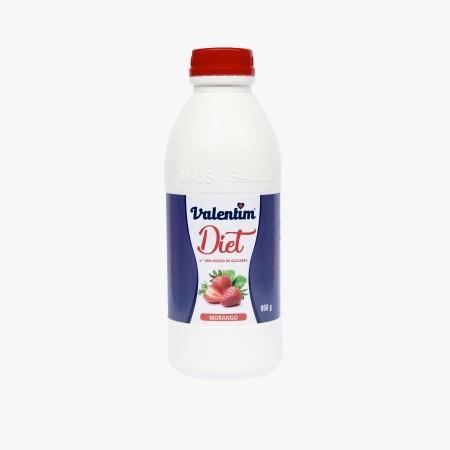 Iogurte de Morango DIET GARRAFA 950 G