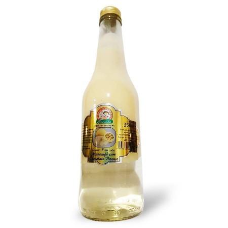 Licor de Maracujá com Chocolate Branco GARRAFA 350 ML
