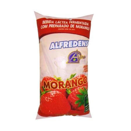 Bebida Láctea de Morango - 1 LITRO