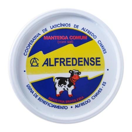 Manteiga Alfredense POTE 200 GRAMAS